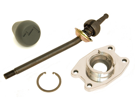 Transfer Case Shiter with Knob