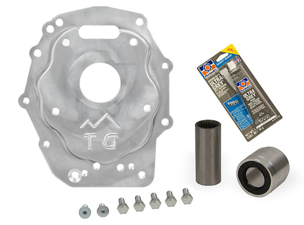 V6 Adapter Kit, 3.0 V6 88-95 to 4 Cyl T-Case