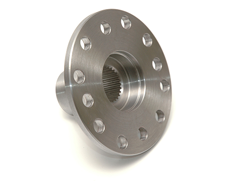 Triple Drilled Flange