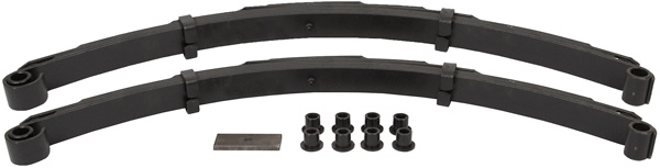 HD Front Leaf Spring, 5'' (V6 & V8 Application)