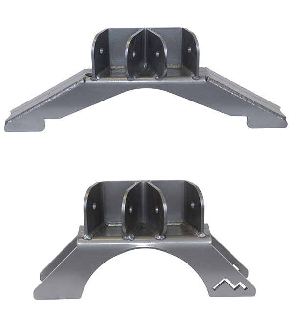 Axle Housing Upper Link Mount Bracket, Toyota