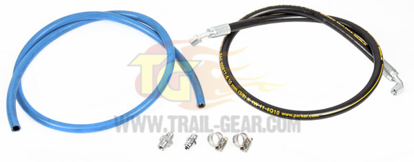 3.4L PS Hose Conversion Kit