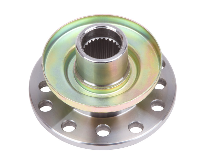 Triple Drilled Flange w/Diff Dust Cover