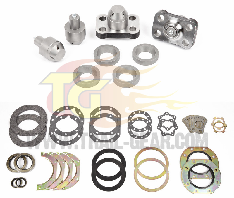 Trunnion Bearing Eliminator Kit