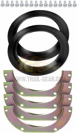 Trail Safe Knuckle Ball Wiper Seals