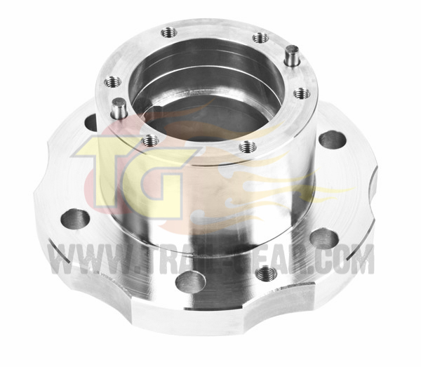 Solid Axle Hub, OEM Replacement