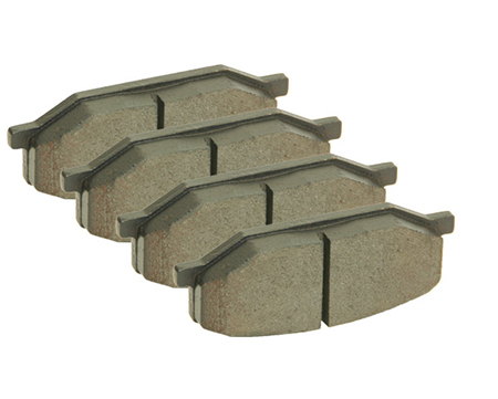 Samurai Front Brake Pads (set of 4)