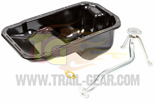 Taco SAS 3.4 Oil Pan Conversion Kit