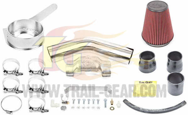 Tacoma Rock Ripper Extreme Air Intake Kit- 50 State Legal (01-04 Tacoma/4Runner, 2.7L 4cyl)