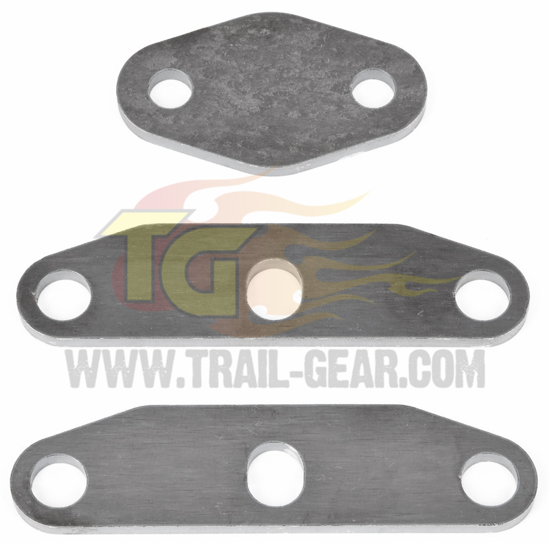 Air Injection Tube Blockoff Plate Kit