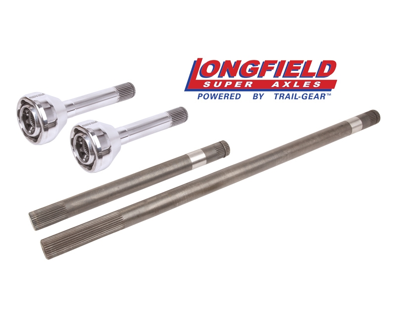 Longfield 30 Spline Birfield/Axle Kit (Long Spline E-Locker) (FJ60)