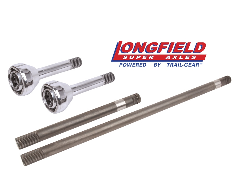Longfield 30 Spline Inner Axle, Short, (LJ70/RJ70 Series)