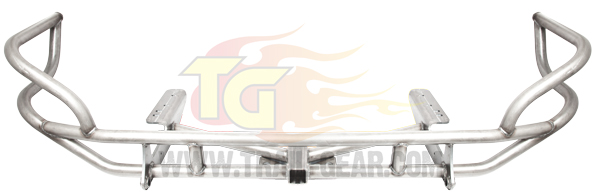 Rock Defense FJ Cruiser Rear Bumper
