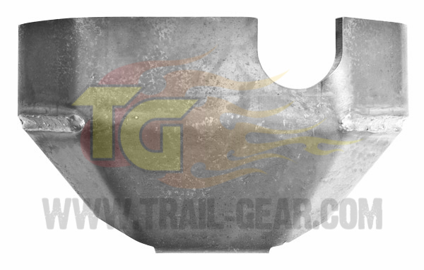 Samurai Diff Armer - (fits stock Samurai housing front or rear)