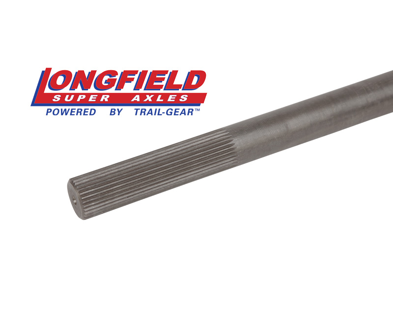 Longfield 30 Spline Inner Axle, Long, (Long Spline E-Locker (FJ 40)