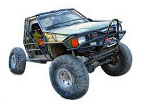 Toyota Pickup/4Runner - All Years with Solid Axle