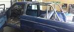 84-89 Toyota 4Runner DIY Cage Kit