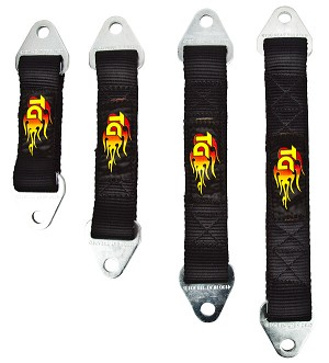 "Rock Assaultâ""¢ 6-Ply Limit Strap, 12''"