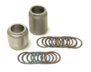 Solid Pinion Spacer Kit: 4 Cyl