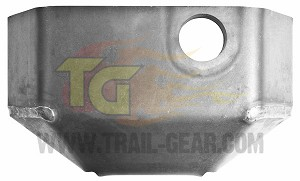 Tacoma Rear Differential Armor (1995-2013)