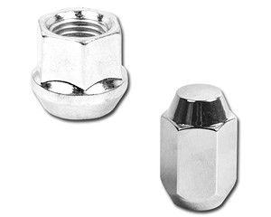 Acorn Lug Nut-60 Degree Taper